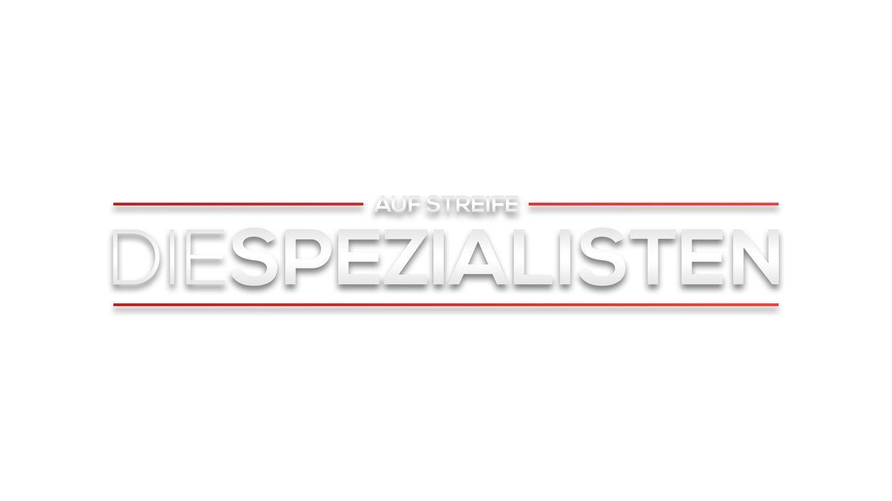 Auf Streife - Die Spezialisten - Logo - Bildquelle: SAT.1
