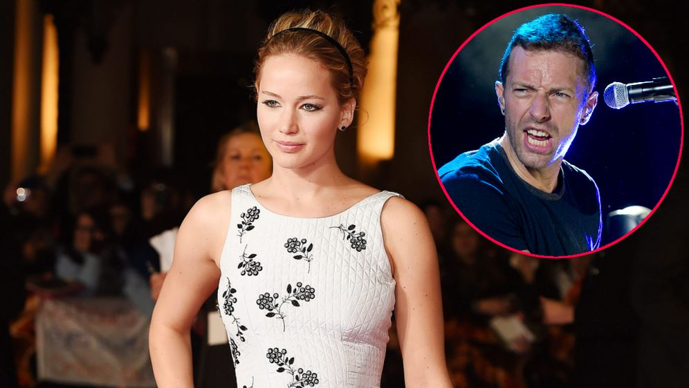 Jennifer Lawrence Sauer Auf Chris Martin Heißes Beach Date Mit Kate