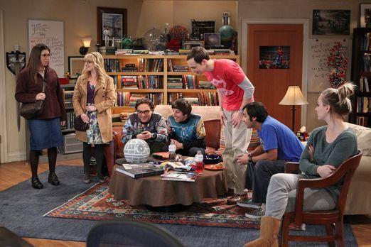 The Big Bang Theory - Eine ganz besondere Clique: Bernadette (Melissa Rauch,...