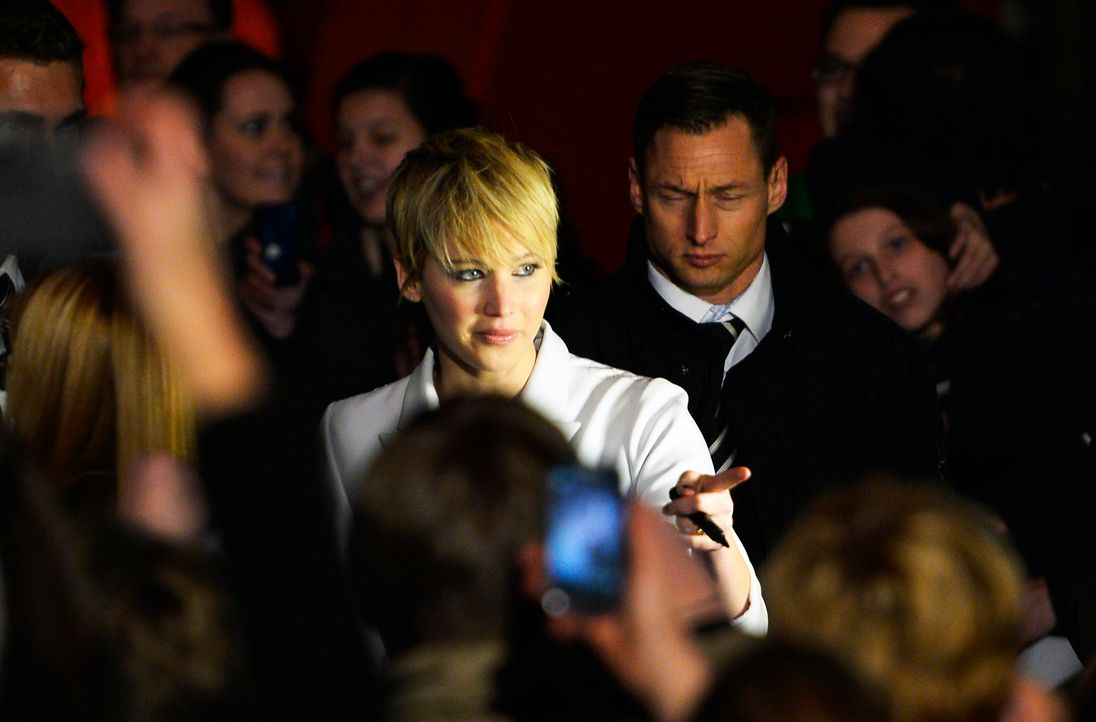 Hunger-Games-Catching-Fire-Deutschland-Premiere-20-AFP - Bildquelle: AFP