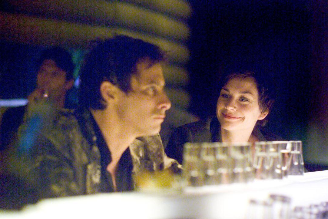 Hat ihre Liebe noch eine Chance?: Pola (Chritiane Paul, r.) und Felix (Marc Hosemann, l.) ... - Bildquelle: Senator Entertainment AG