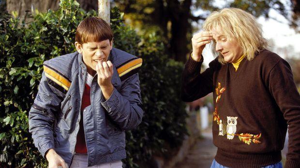 Die liebenswerten Doofköppe Harry (Derek Richardson, r.) und Lloyd (Eric Chri...