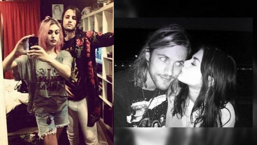 Kurt Cobain Tochter Frances Bean Hat Geheiratet Keine Einladung Für