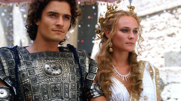 Unglücklicherweise verliebt sich der attraktive Königssohn Paris (Orlando Blo...
