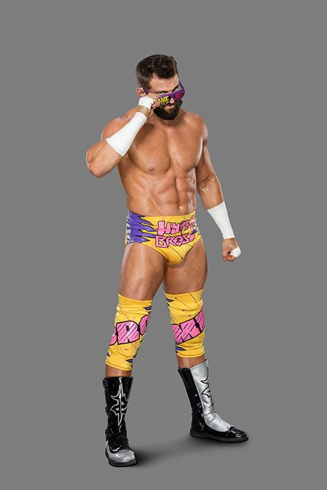 zack-ryder-HYPE_08302016sb_0120 - Bildquelle: 2016 WWE, Inc. All Rights Reserved.