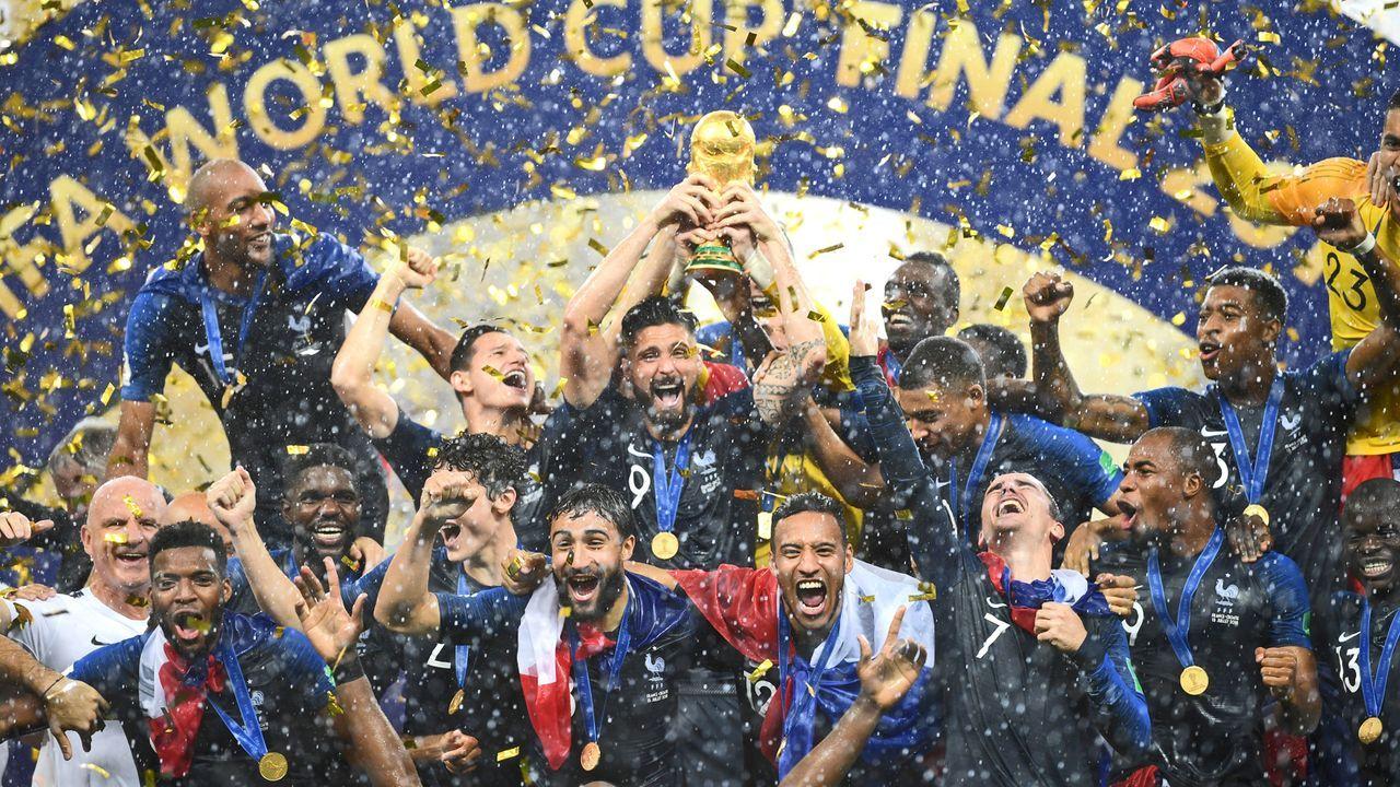 Die Zahlen zur WM 2018 - Bildquelle: 2018 Getty Images