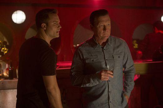 Während nicht nur Toby und Happy, sondern auch Walter und Paige mit ihren Gef...