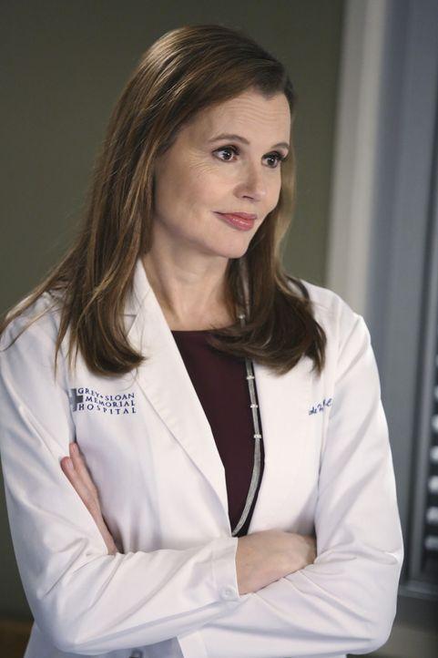 Dr. Nicole Herman (Geena Davis) hält große Stücke auf Arizona. Herman hat vor, ihr ein Angebot zu machen, das sie nicht ablehnen kann ... - Bildquelle: ABC Studios
