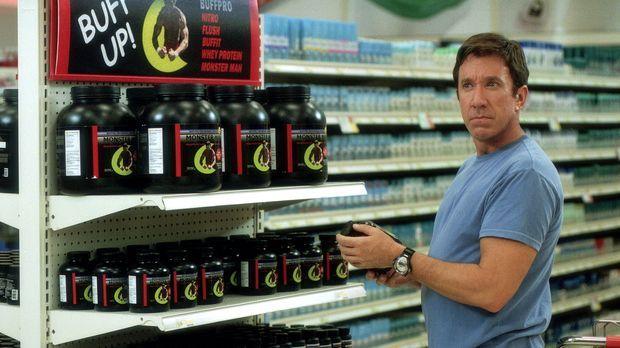 Joe Scheffer (Tim Allen) ist ein Niemand - seine Arbeit bei einem großen Unte...