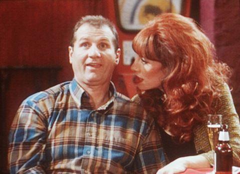 Eine schrecklich nette Familie - Al (Ed O'Neill, l.) will Peggy (Katey Sagal,...