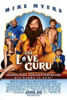 """Der Love Guru - Mike Myers` """"Der Love Guru"""" ... - Bildquelle: Param..."""