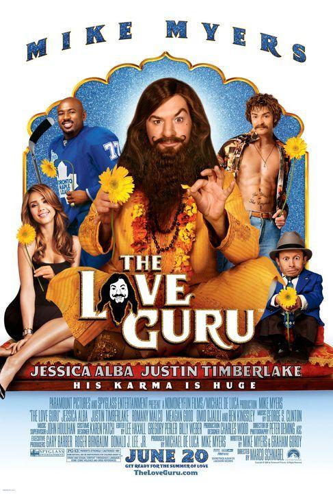 """Mike Myers` """"Der Love Guru"""" ... - Bildquelle: Paramount Pictures"""
