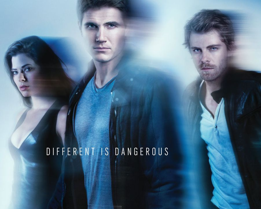 Different Is Dangerous - Bildquelle: Warner Bros. Entertainment Inc.