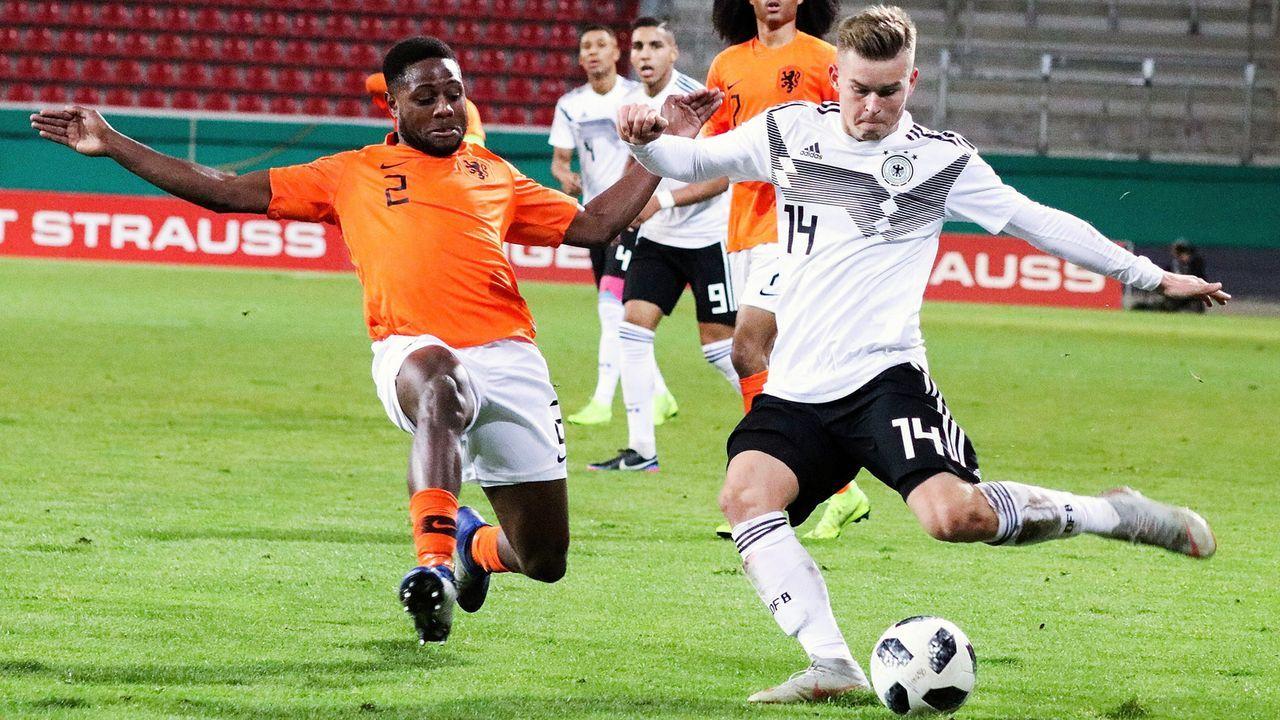 Maximilian Mittelstädt (Hertha BSC, U20-Nationalspieler) - Bildquelle: imago/Patrick Scheiber