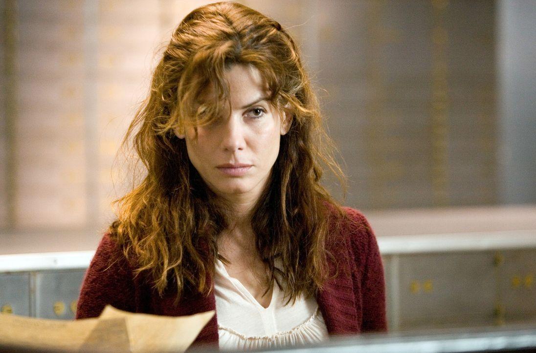 Tag für Tag wird Lindas (Sandra Bullock) Leben von der Gegenwart in die Zukunft und von der Zukunft zurück in die Gegenwart geworfen. Freunde und... - Bildquelle: KINOWELT FILMVERLEIH GMBH