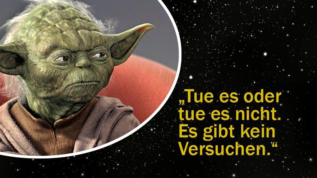 Jedi Zitate