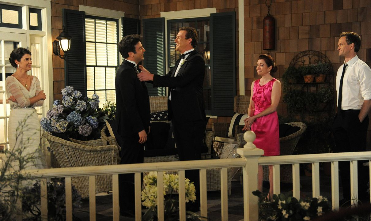 How I Met Your Mother Finale Spoiler Bild28 - Bildquelle: 20th Century Fox