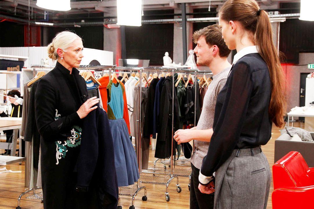 Fashion-Hero-Epi06-Atelier-05-Richard-Huebner - Bildquelle: Richard Huebner
