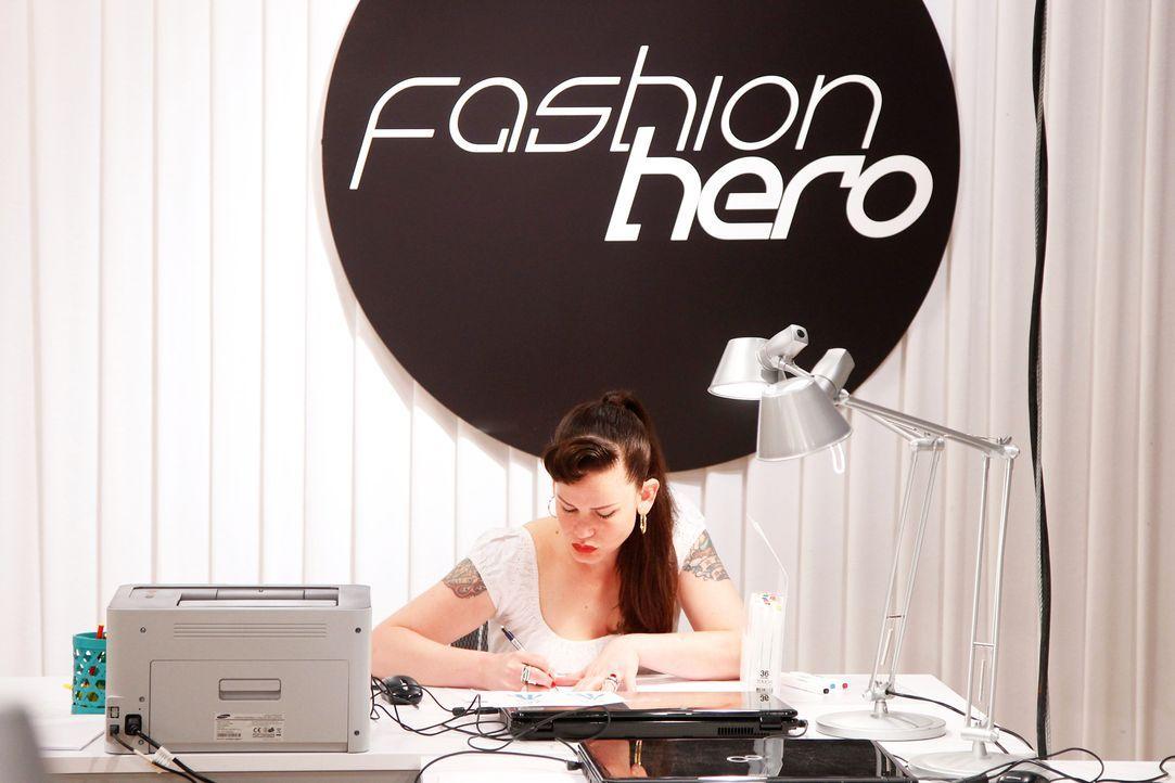 Fashion-Hero-Epi02-Atelier-16-Richard-Huebner - Bildquelle: ProSieben / Richard Huebner