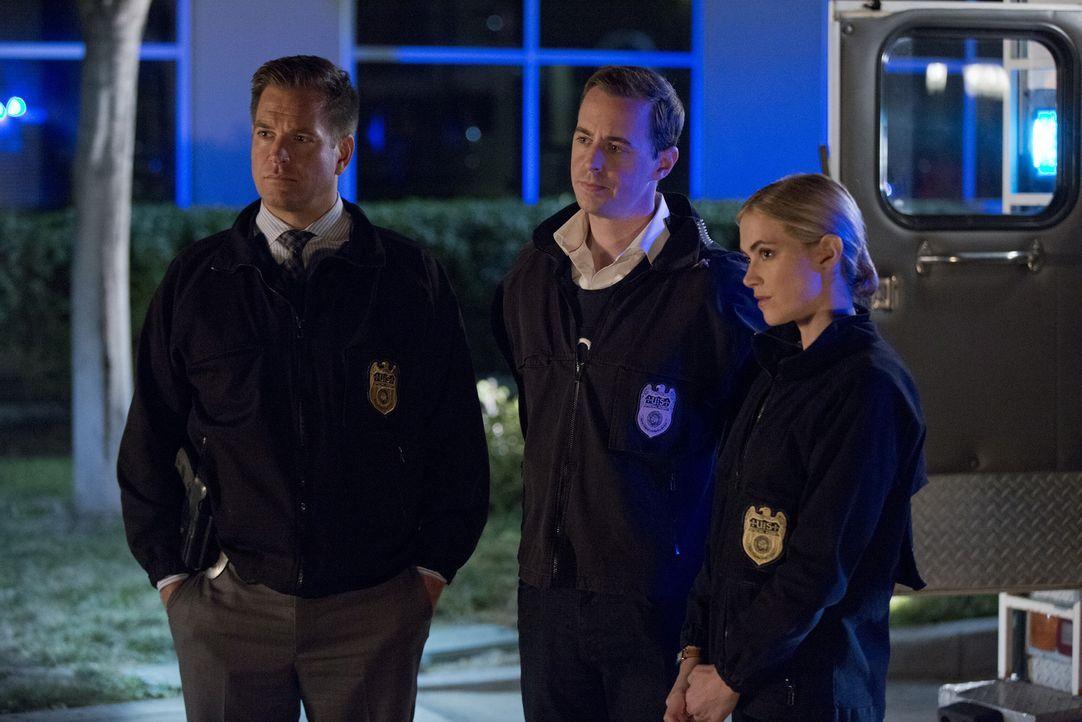 Bei den Ermittlungen in einem neuen Fall, gerät Vance in eine äußerst ungemütliche Situation. ... - Bildquelle: Monty Brinton CBS Television