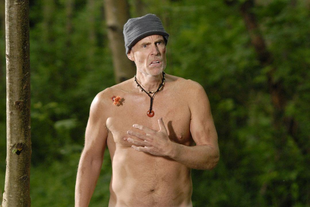 Was ist mit Jim Taggert (Matt Frewer) los? - Bildquelle: Universal Television