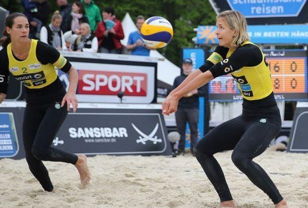 Ludwig/Walkenhorst scheitern im Viertelfinale