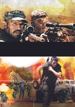 Sniper: Reloaded - SNIPER: RELOADED - Artwork - Bildquelle: 2011 Sony Picture...