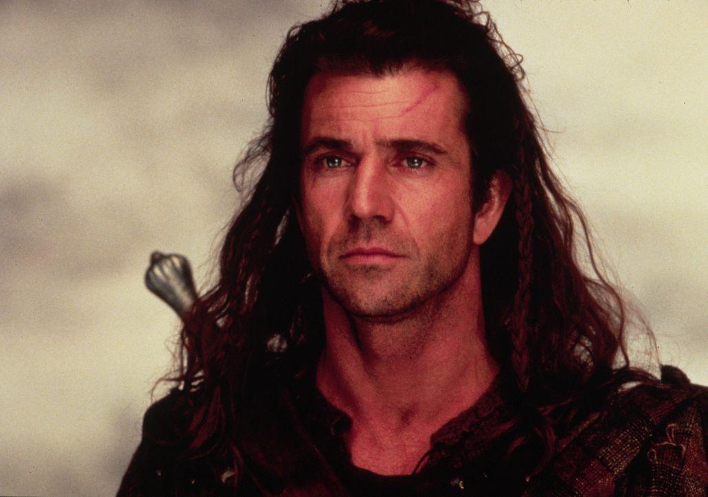 Vom Schicksal arg gebeutelt wurde William Wallace (Mel Gibson ) unfreiwillig ein Nationalheld der besonderen Art ... - Bildquelle: Paramount Pictures