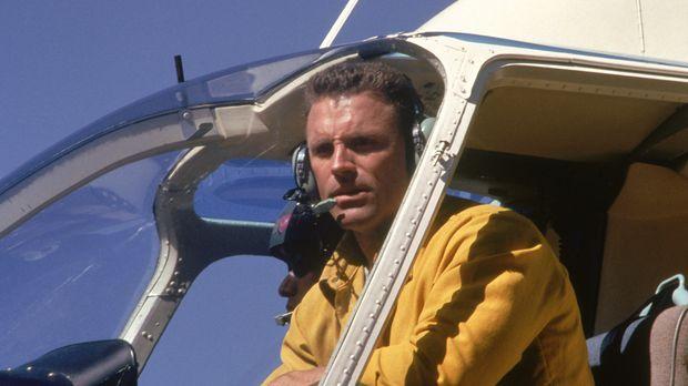 Die Wälder von Wyoming stehen in Flammen! Feuerwehrmann Jesse Graves (Howie L...