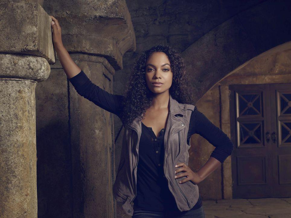 (3. Staffel) - Ihre Nachforschungen das Übernatürliche betreffend bringen Jenny Mills (Lyndie Greenwood) immer wieder in größte Gefahr ... - Bildquelle: 2015-2016 Fox and its related entities.  All rights reserved.