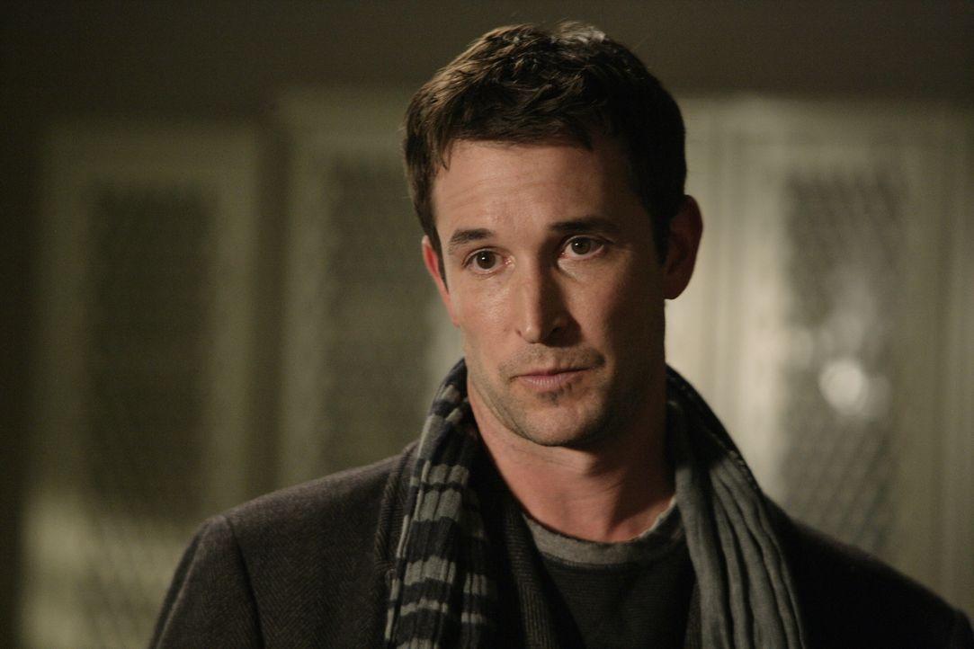Kommt seine ehemaligen Kollegen in der Notaufnahme besuchen: Carter (Noah Wyle) ... - Bildquelle: Warner Bros. Television