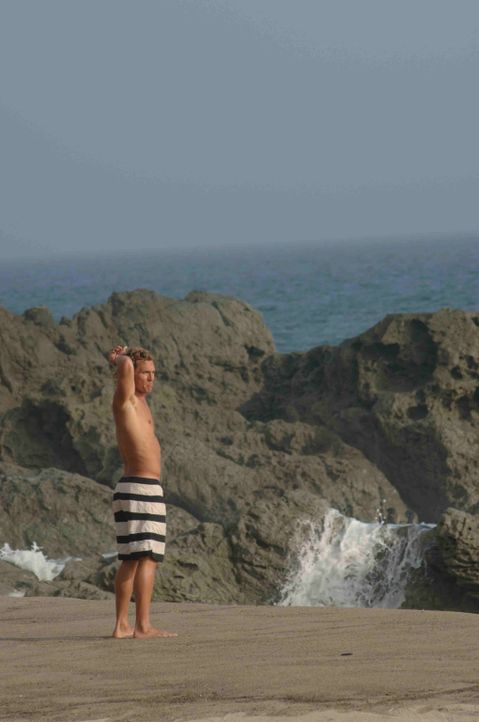 Sonne, Strand, hübsche Mädchen und Wellen - mehr braucht ein Surfer nicht! Doch was macht ein Wellenreiter, wenn es keine Wellen gibt? Vor diesem Pr...