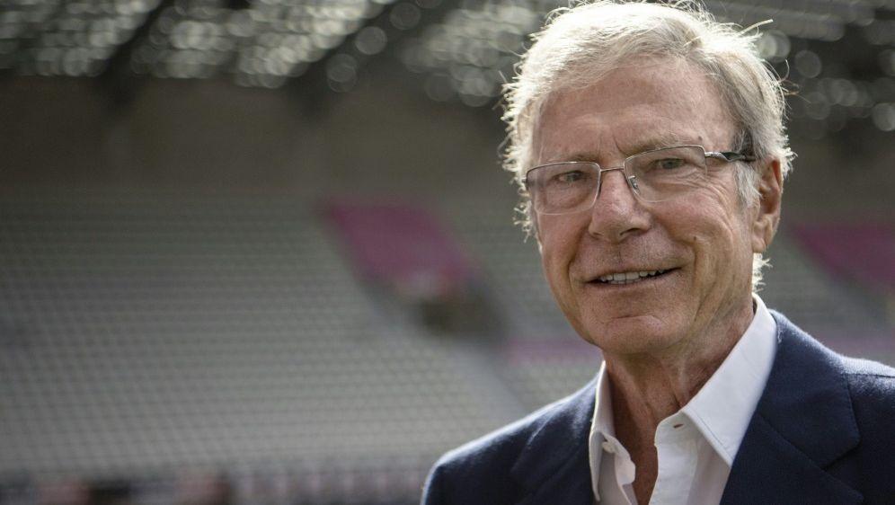 Hans-Peter Wild ist der wichtigste Geldgeber des DRV - Bildquelle: AFPSIDCHRISTOPHE SIMON