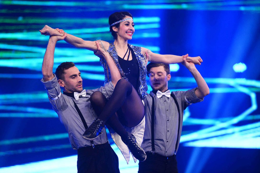 Got-To-Dance-CreaTionZ-05-SAT1-ProSieben-Willi-Weber - Bildquelle: SAT.1/ProSieben/Willi Weber