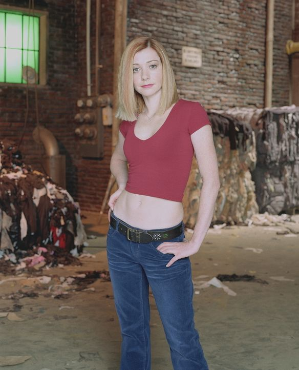 (7. Staffel) - Willow (Alyson Hannigan) gelangt beim Hexen immer öfter in einen Rauschzustand und wird magiesüchtig … - Bildquelle: TM +   Twentieth Century Fox Film Corporation. All Rights Reserved.