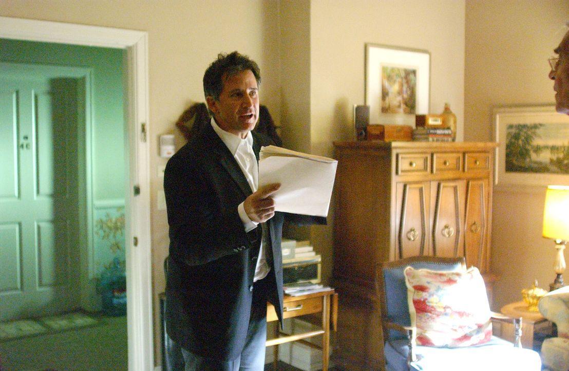 Der aktuelle Fall bereitet Jack Malone (Anthony LaPaglia) Kopfzerbrechen ... - Bildquelle: Warner Bros. Entertainment Inc.