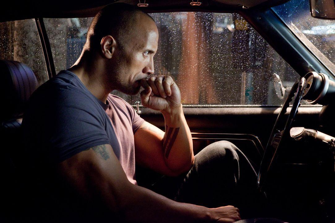 Während seiner 10-jährigen Haft hatte Driver (Dwayne Johnson) nur dafür gelebt, den Tod seines Bruders zu rächen. Jetzt als freier Mann macht er... - Bildquelle: 2010 CBS FILMS, INC.  All rights reserved.