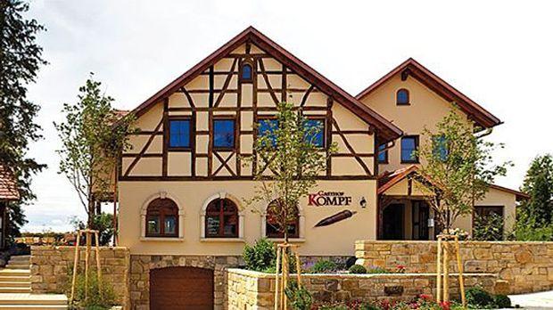 Mein Lokal, Dein Lokal - Gasthof Kompf, Kusterdingen