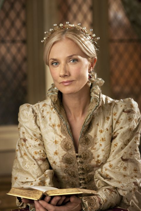 (4. Staffel) - Die sechste und letzte Gattin von König Henry VIII. von England: Catherine Parr (Joely Richardson) ... - Bildquelle: 2010 TM Productions Limited/PA Tudors Inc. An Ireland-Canada Co-Production. All Rights Reserved.