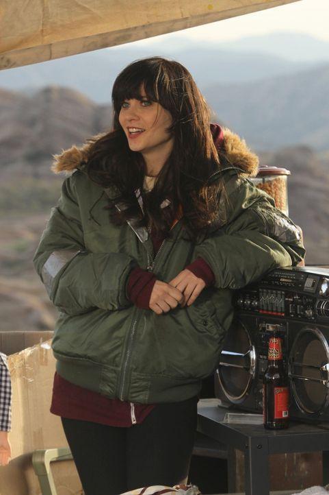 Kommt den Jungs zur Hilfe: Jess (Zooey Deschanel) ... - Bildquelle: 20th Century Fox