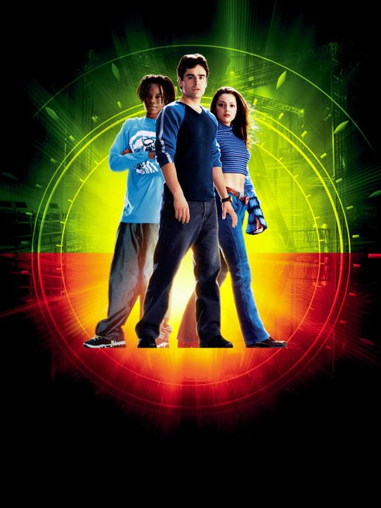 CLOCKSTOPPERS - Artwork - Bildquelle: TM &   2001-2006 BY PARAMOUNT. ALL RIGHTS RESERVED