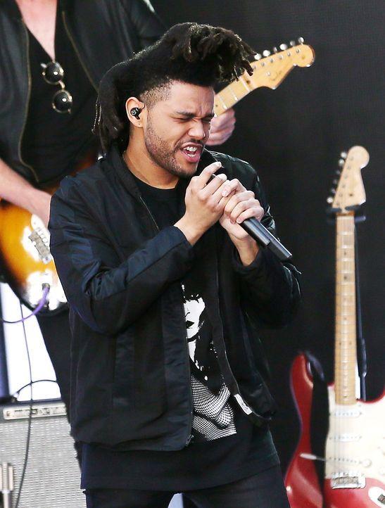 The-Weeknd-150507-getty-AFP - Bildquelle: getty-AFP