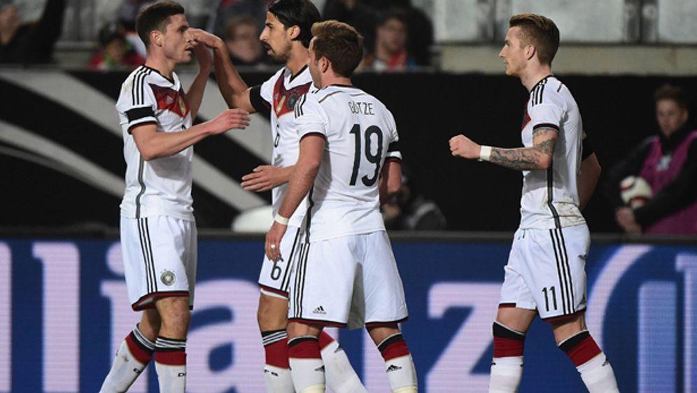 Georgien Gegen Deutschland Live