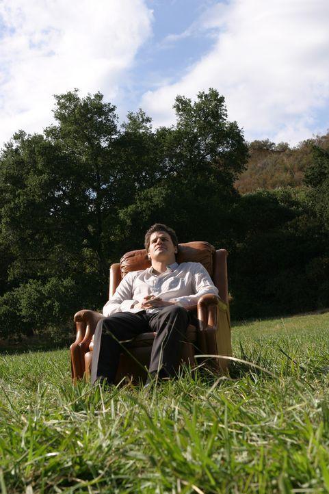 Seltsame Alpträume plagen Angel (David Boreanaz) ... - Bildquelle: The WB Television Network