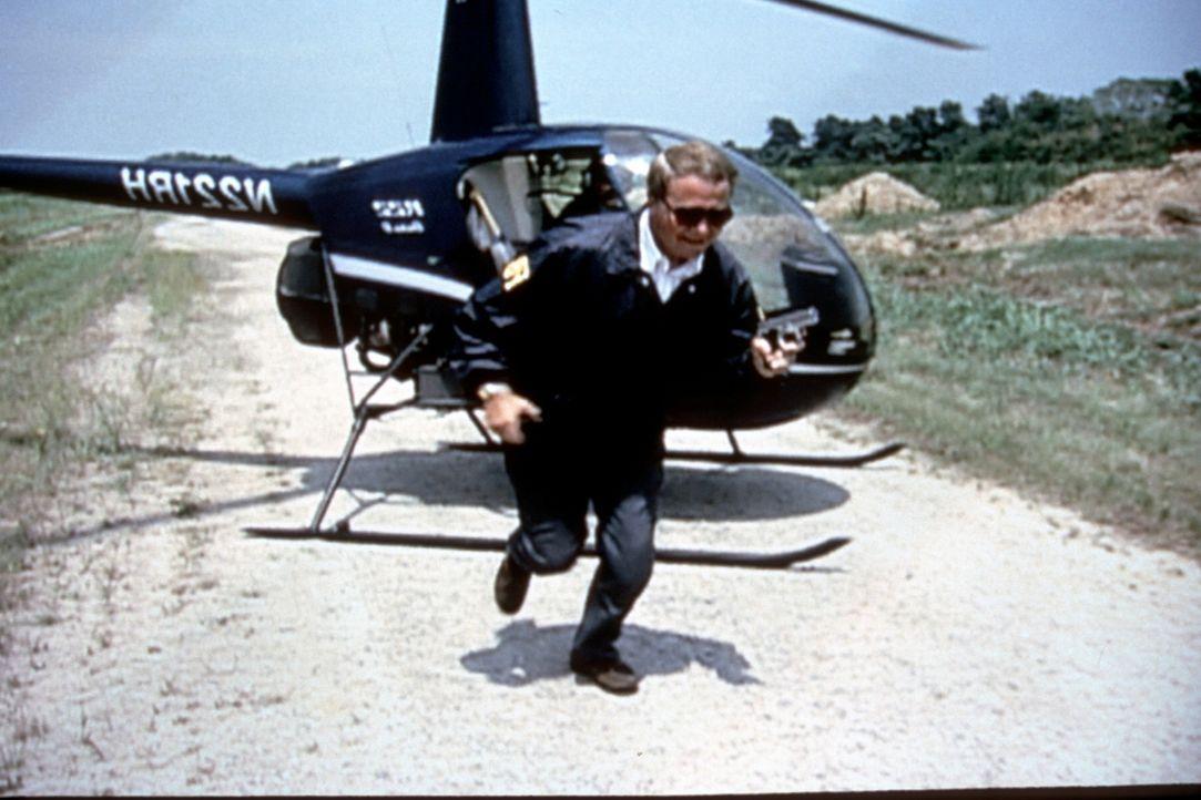 """Der mörderische Wilderer Claude Dallas kommt auf die legendäre """"Most Wanted""""-Liste des FBI - und schließlich gelingt es der Bundespolizei, Dallas in... - Bildquelle: Randy Jacobson New Dominion Pictures, LLC"""