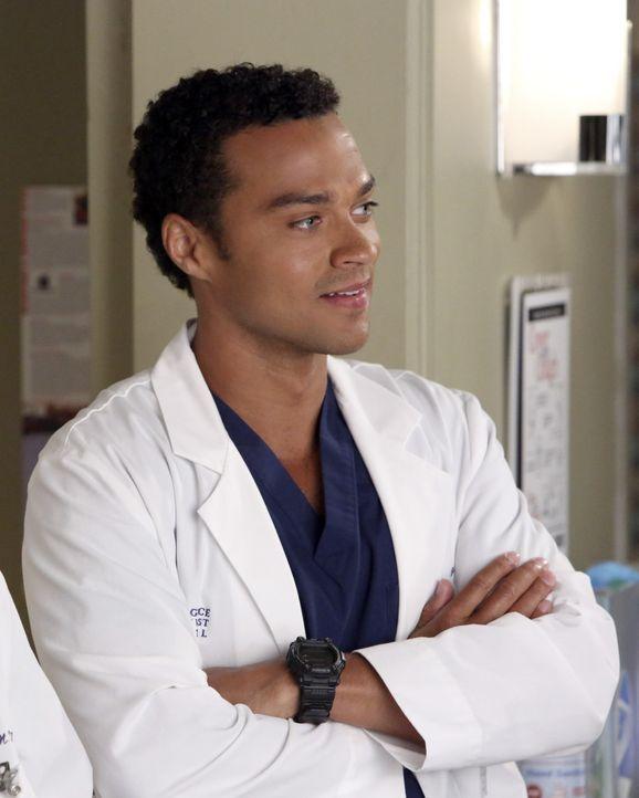 Rückblick: Nach alldem was geschehen ist, versucht Jackson (Jesse Williams) wieder zur Normalität zurückzukehren ... - Bildquelle: ABC Studios