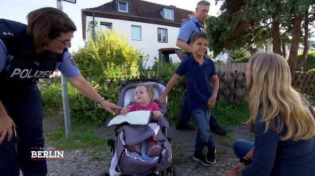 Auf Streife - Berlin - Auf Streife - Berlin - 3-2-1 - Das Baby Ist Deins