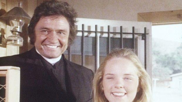 Mary (Melissa Sue Anderson, r.) hat keine Ahnung, dass Mr. Hodgekiss (Johnny...