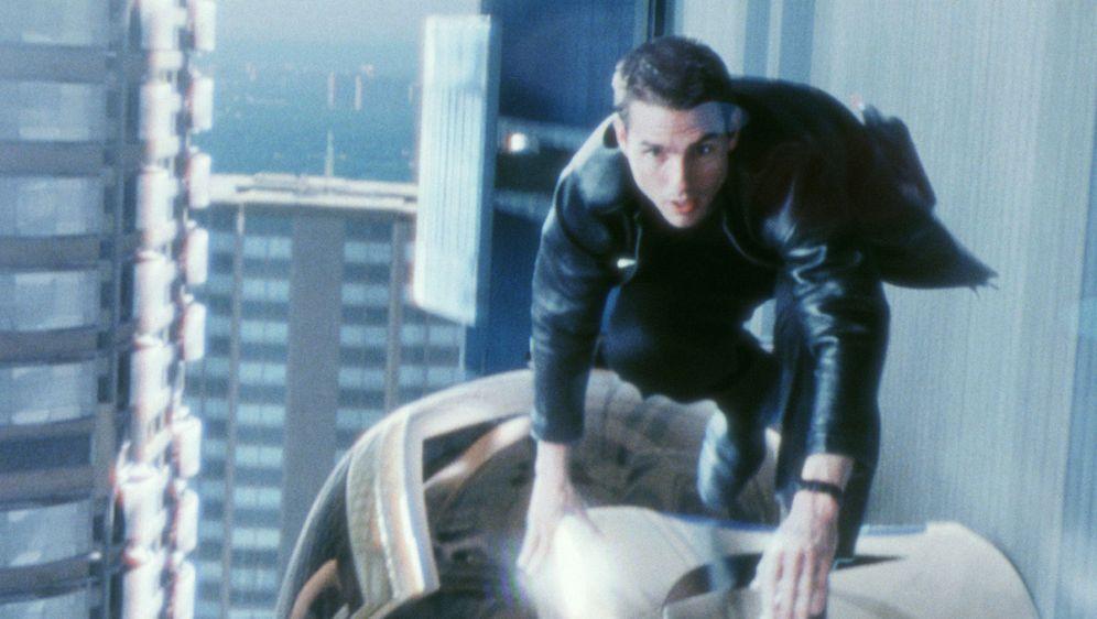Minority Report - Bildquelle: 2002 Dreamworks LLC & 20th Century Fox Film Corp. All Rights Reserved