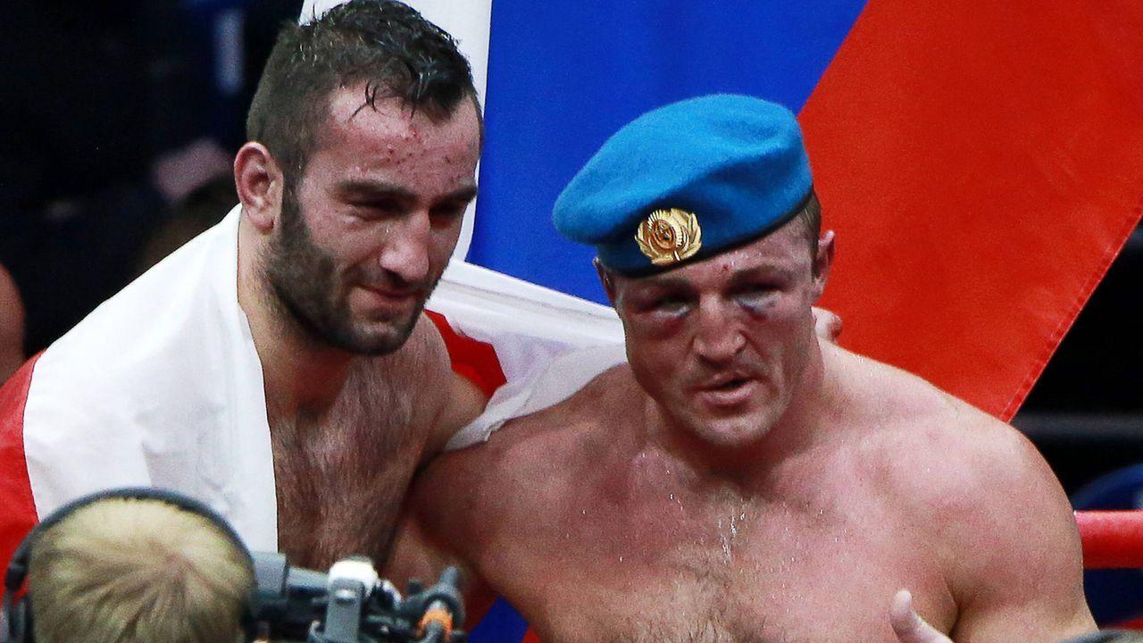 """Murat Gassiev: """"Iron"""" mischt das Cruisergewicht auf - Bildquelle: imago/ITAR-TASS"""